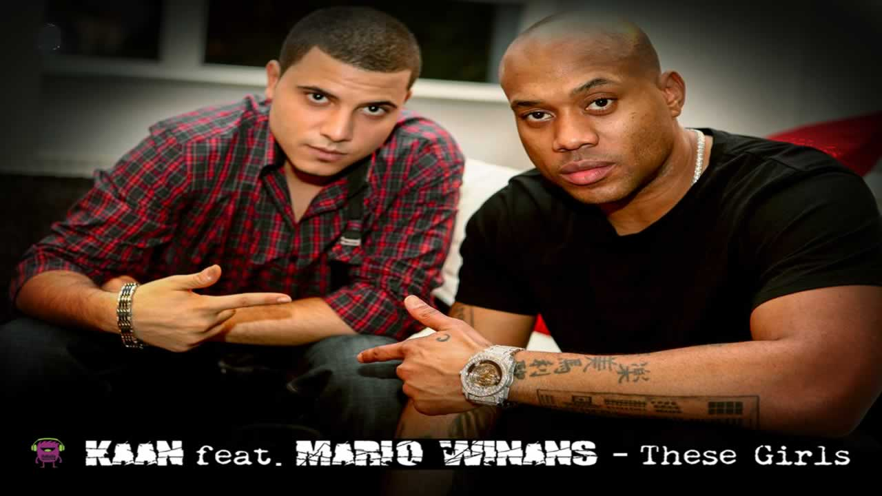 Kaan-Mario-Winans-These-Girls