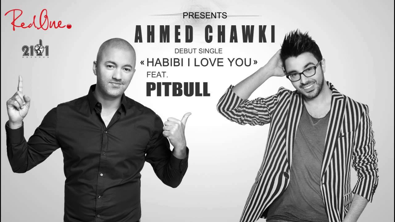 Chawki-Pitbull-Habibi-i-love-you
