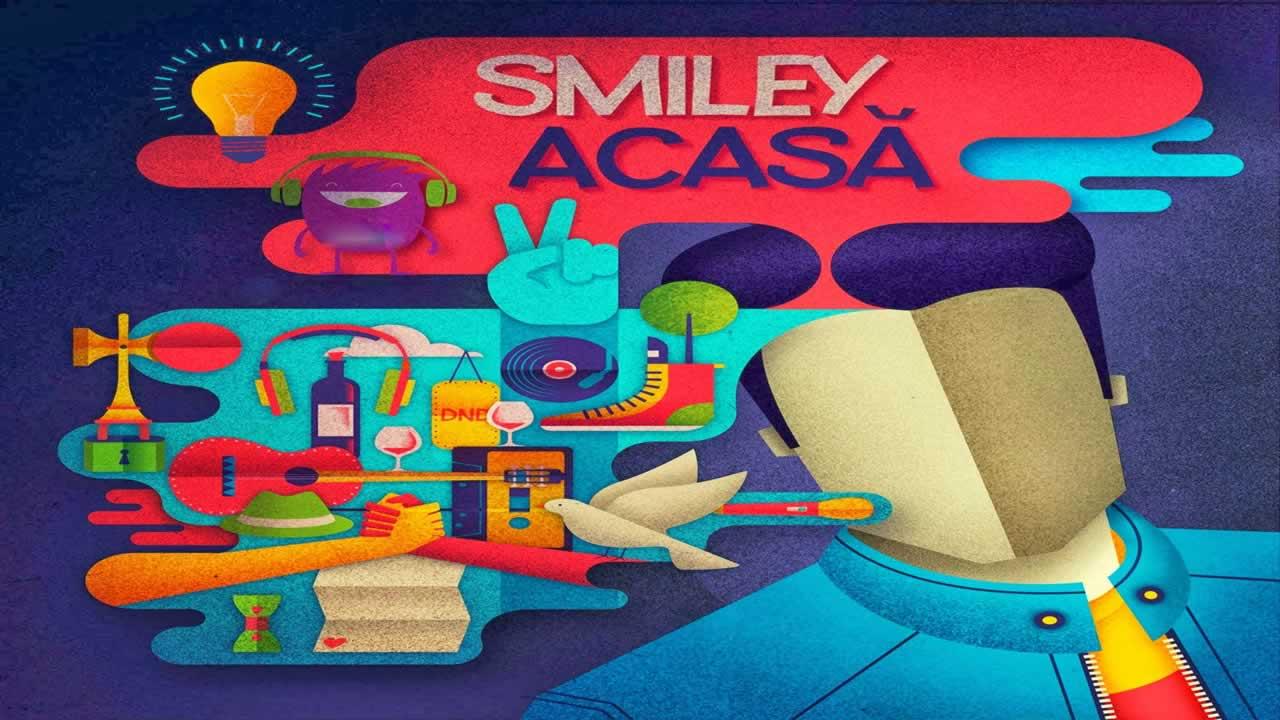 Smiley-Acasa