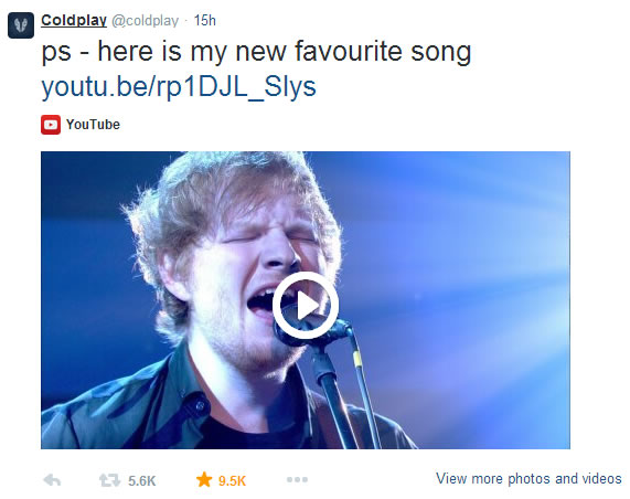 Coldplay-Twitter-Ed-Sheeran