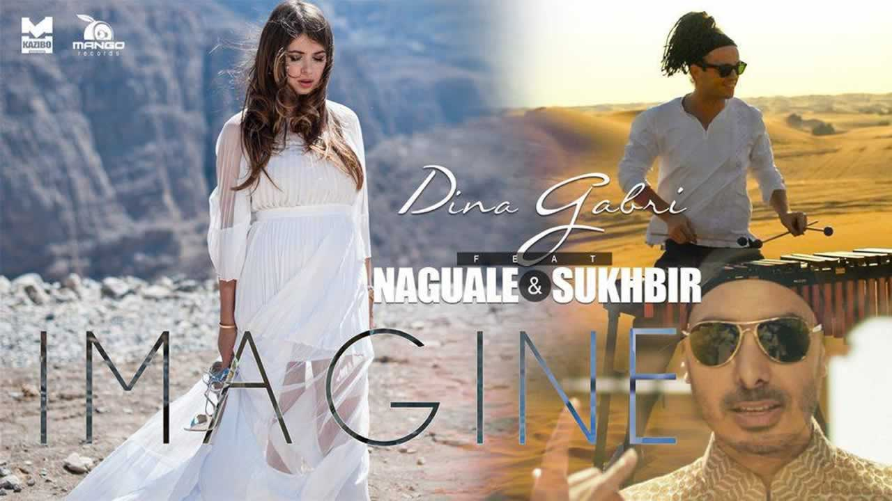 Dina Gabri feat. Naguale & Sukhbir - Imagine