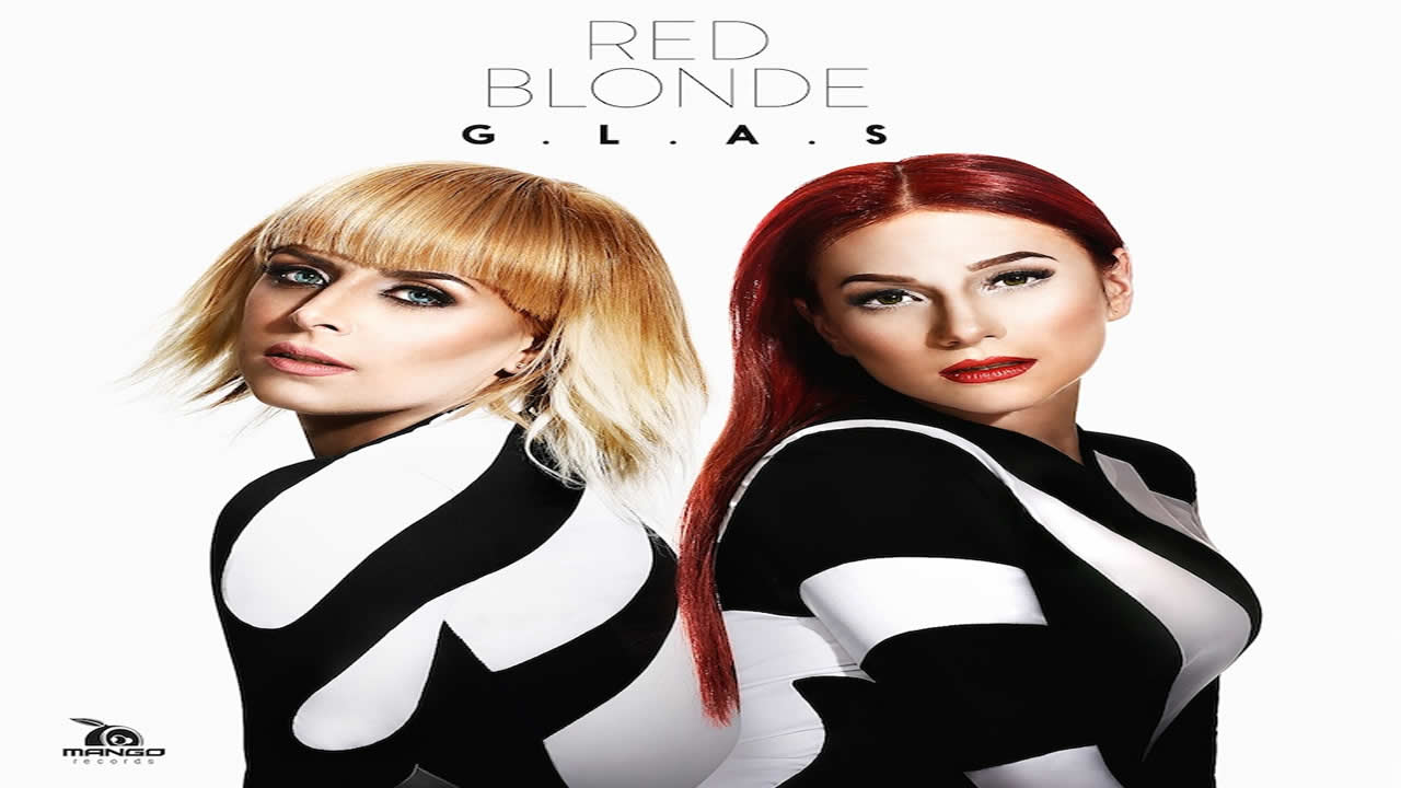 RedBlonde - Glas