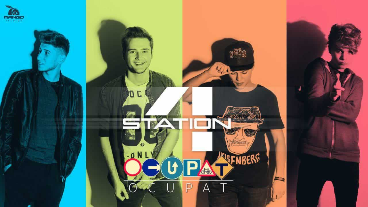 Station 4 - Ocupat