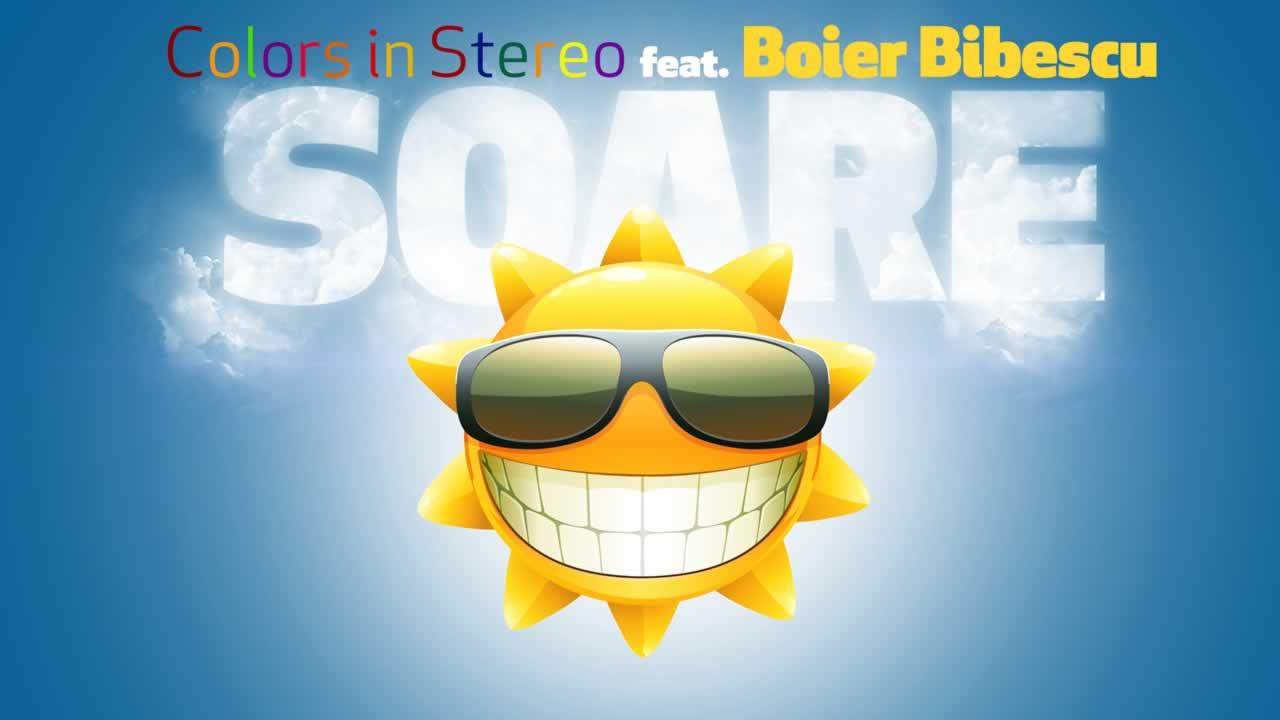 Colors In Stereo feat. Boier Bibescu - SOARE