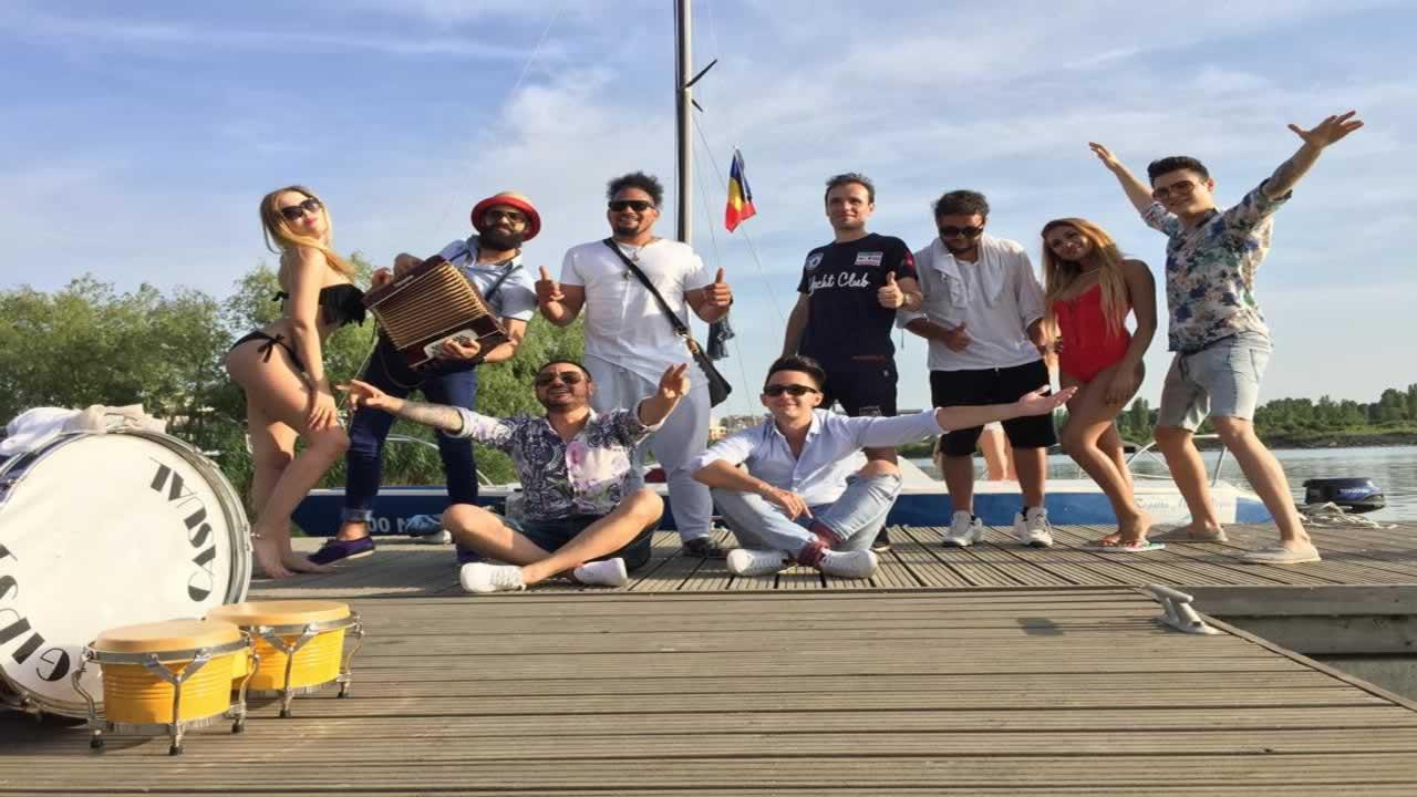 Hevito feat. Gipsy Casual & Ralflo - Negra Linda