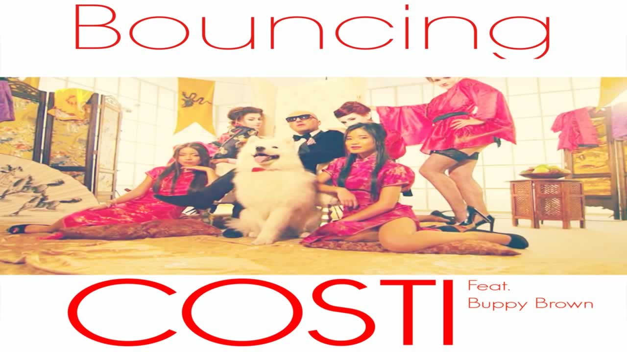 Costi feat. Buppy Brown - Bouncing