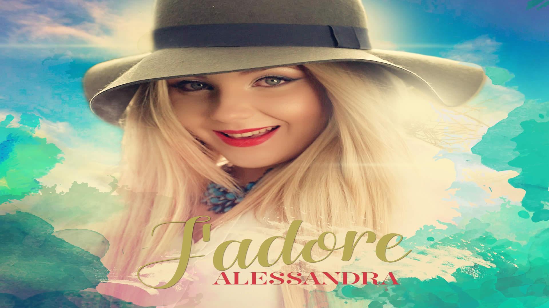 Alessandra - J'adore