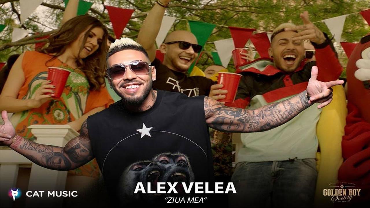 Alex Velea - Ziua Mea
