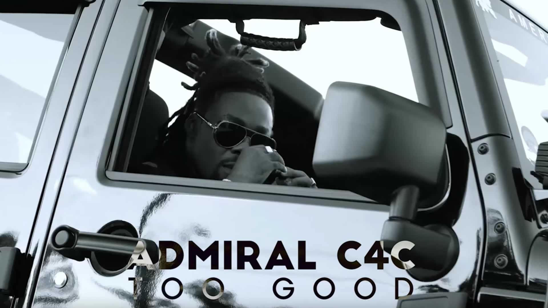 Admiral C4C - Too Good feat. Salento Guys and W.A.W.