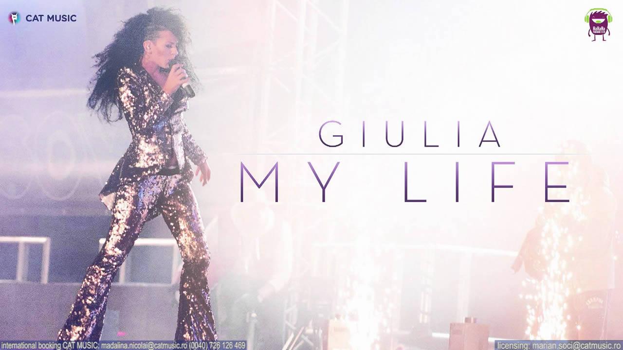 Giulia-My-life