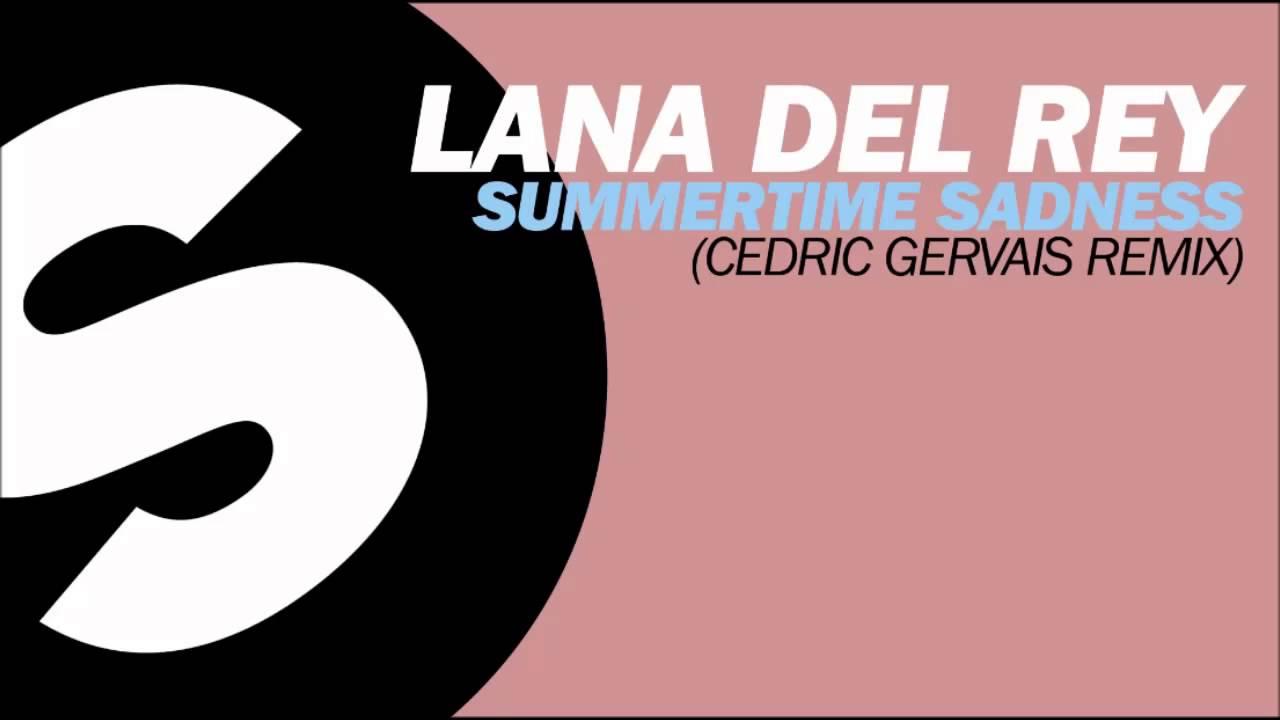 Lana-Del-Rey-Cedric-Gervais-Summertime-Sadness