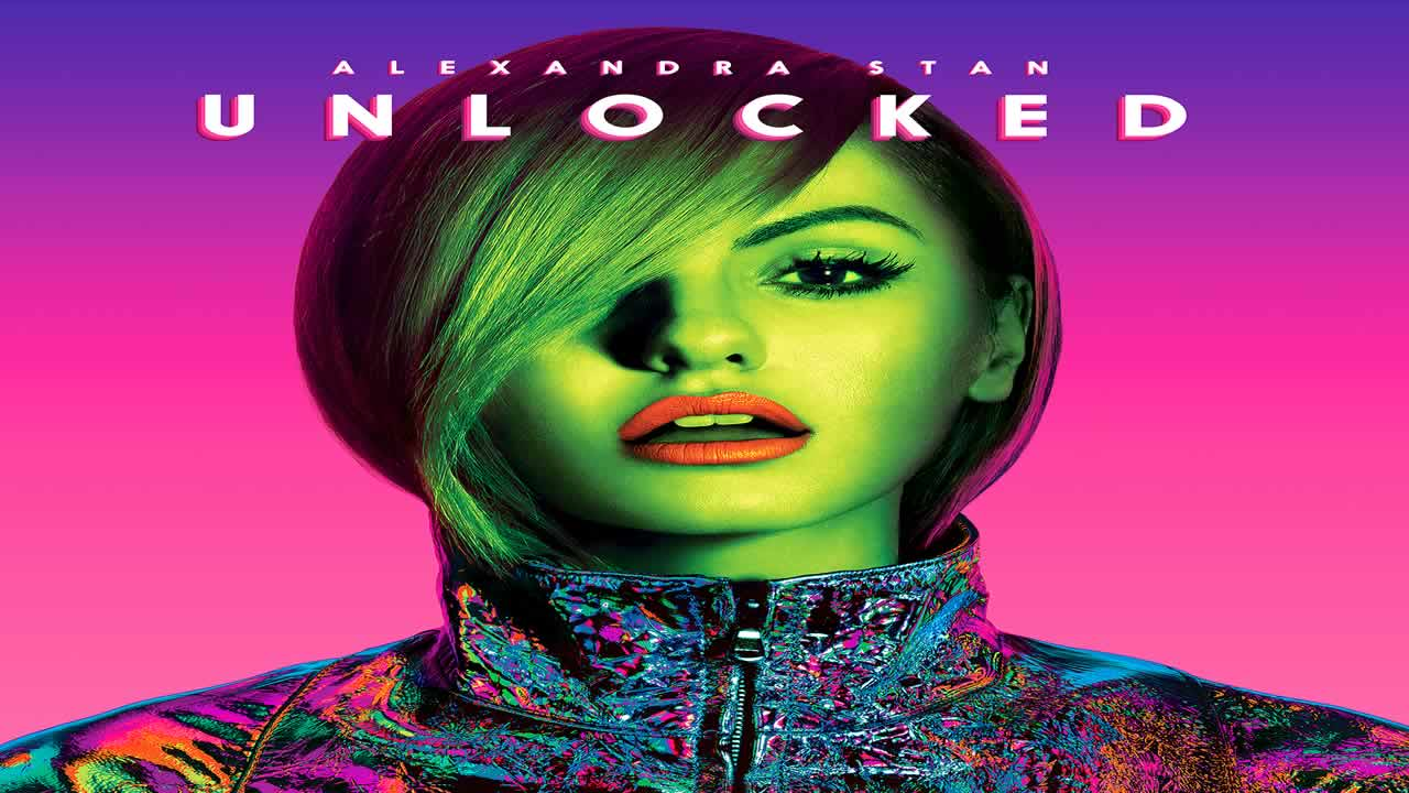 Alexandra Stan - Unlocked