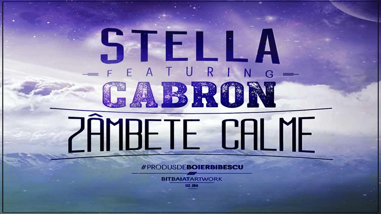 Stella feat. Cabron - Zambete calde