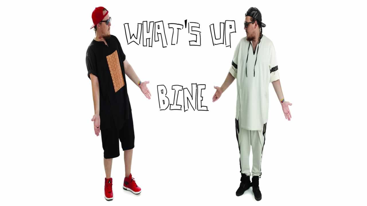 What's UP - Bine