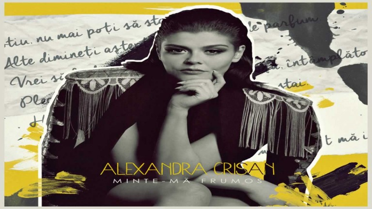 Alexandra Crisan - Minte-ma frumos