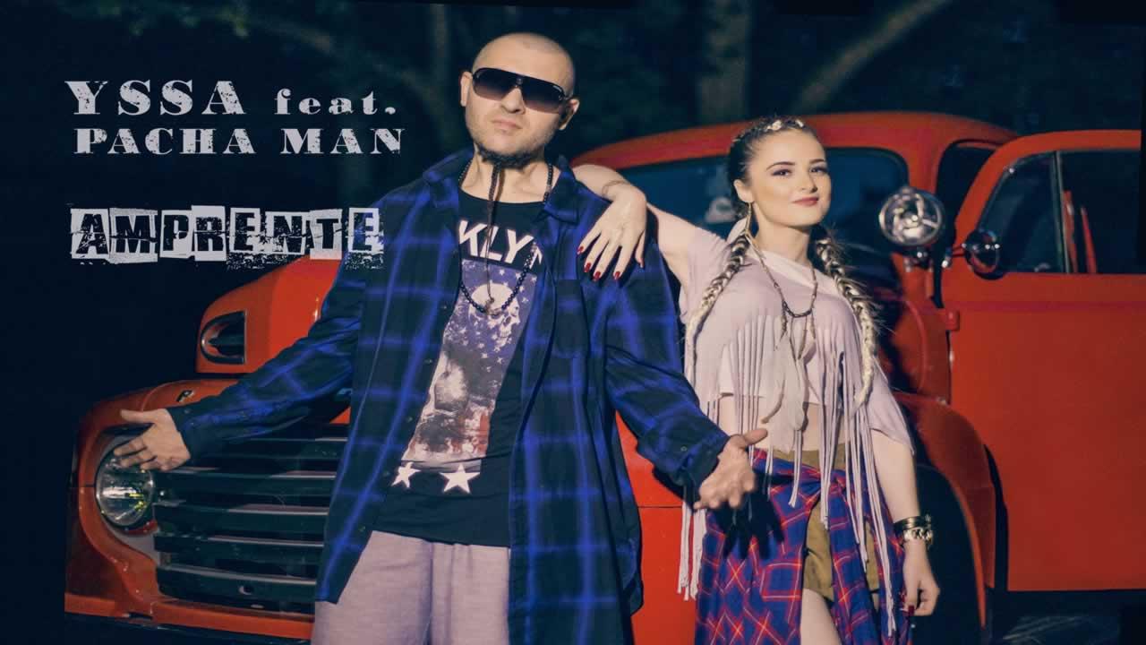 Yssa feat. Pacha Man - Amprente