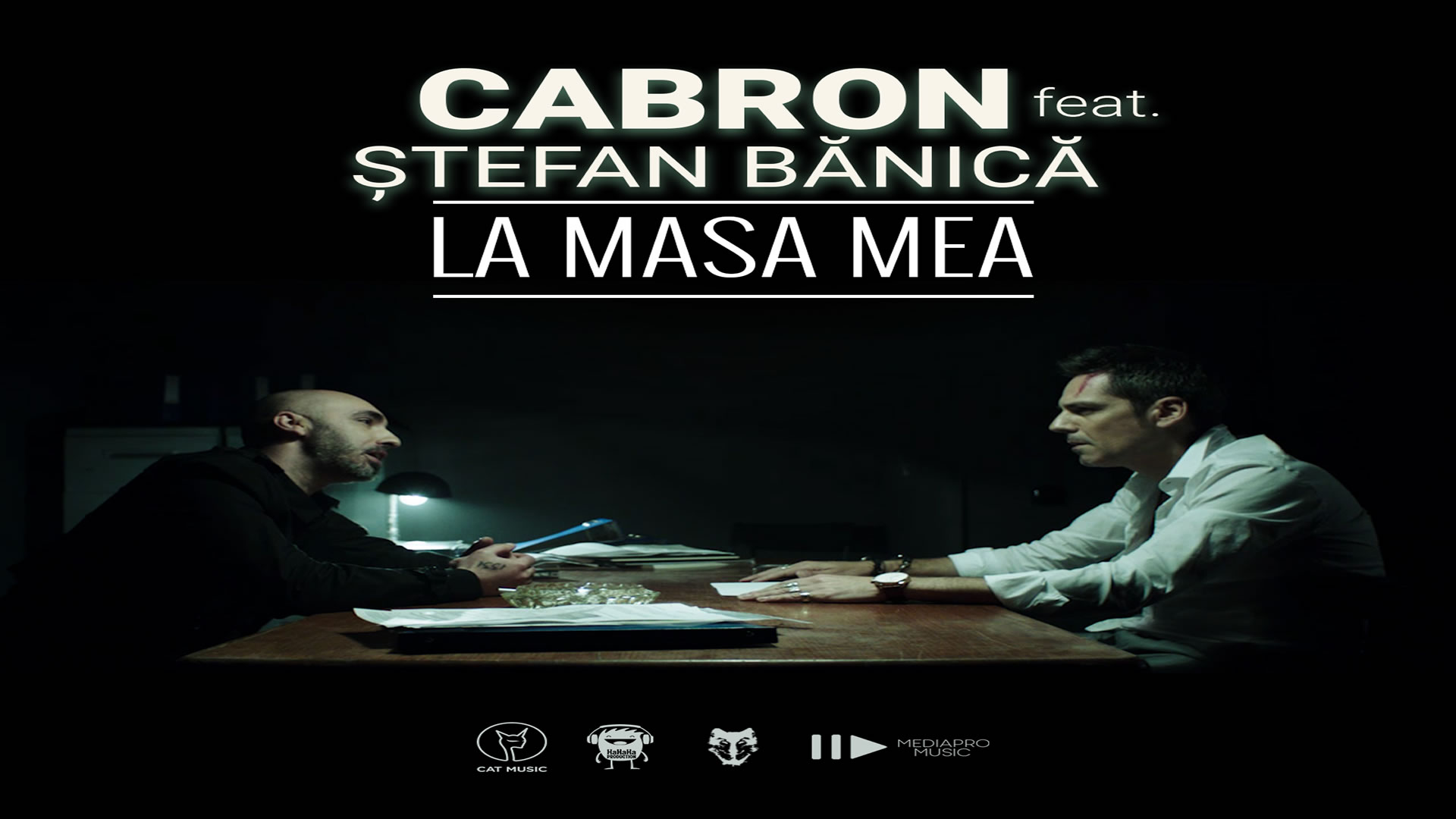 Cabron feat. Stefan Banica - La masa mea