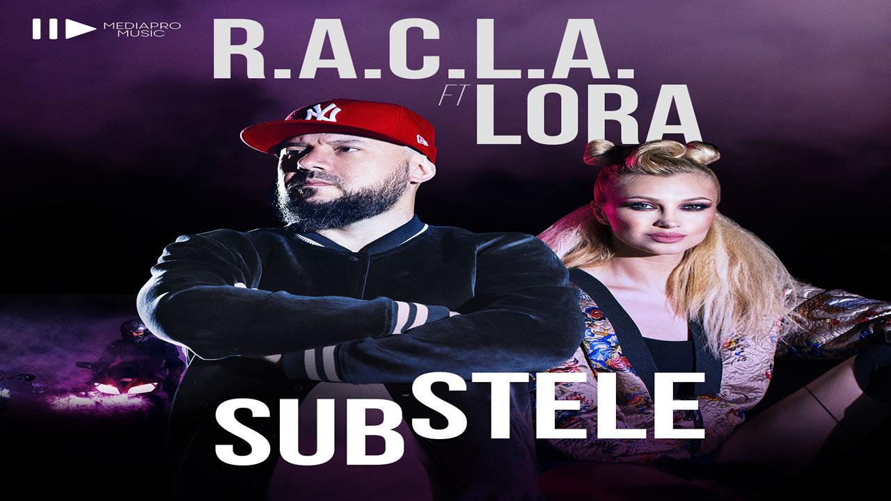 R.A.C.L.A. feat. Lora - Sub stele